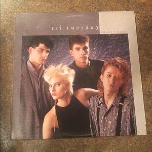 Other - 'til tuesday Voices Carry Vinyl LP Album